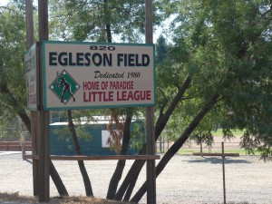 egleson field sign